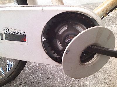 自転車の 自転車修理方法チェーン : gomagoma PC/自転車ブログ:So-net ...