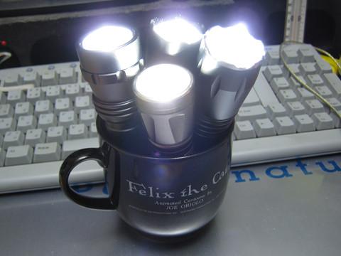 LEDマグカップ